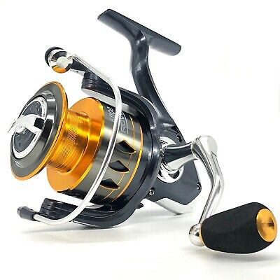 Rovex Power Spin 6000 With Free Line Offer !! Distance Feeder Fishing, Long Cast • 26.49£