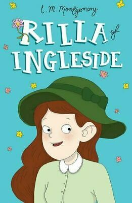 Rilla Of Ingleside By L. M. Montgomery 9781782264507 Brand New (BX99) • 6.50£