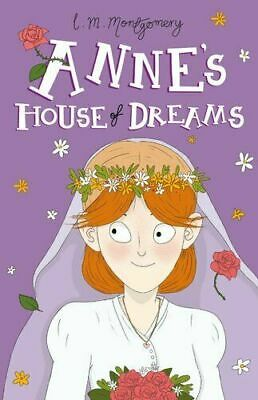 Anne's House Of Dreams By L. M. Montgomery 9781782264477 Brand New (S1) • 6.55£