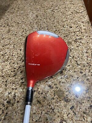 $31 • Buy Cobra AMP Cell Orange Fairway 3-4 Wood