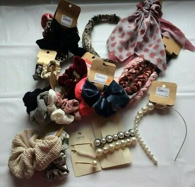 $ CDN31.63 • Buy Nordstrom Hair Ties Accessories Scrunchies Clips Pins Barrettes Lot 12 New