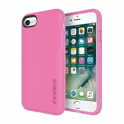 AU12.75 • Buy Incipio Haven Protective Case For IPhone 8/7/6S/6 - Highlighter Pink Candy Pink
