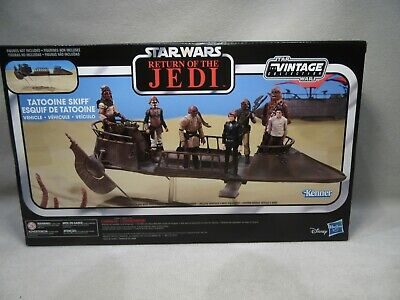 $ CDN40.04 • Buy Star Wars Vintage Collection * Return Of The Jedi Jabba's Tatooine Skiff Vehicle