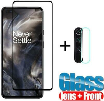 AU2.57 • Buy [2in1] For OnePlus Nord 5G Camera Lens + Full Tempered Glass Screen Protector