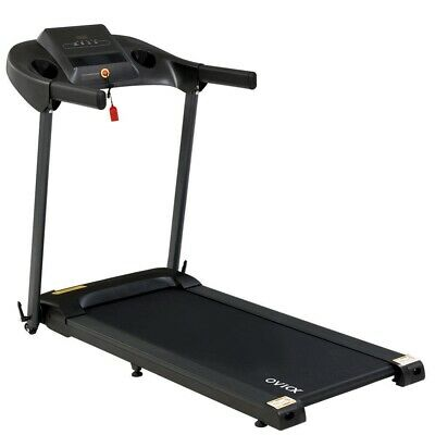 AU690.90 • Buy Electric Treadmill Home Gym Exercise Run Machine Compact Fitness Equipment OVICX