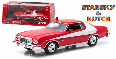 Greenlight 86442 - 1/43 1976 Ford Gran Torino Starsky And Hutch Tv Series • 27.99£