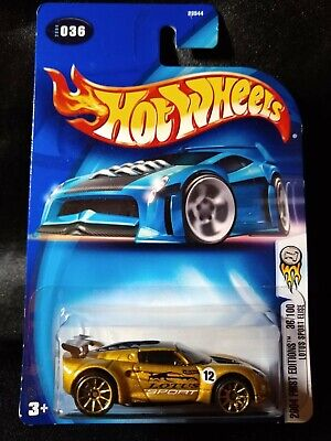 $ CDN4.62 • Buy 2004 - Hot Wheels - LOTUS SPORT ELISE - Card #036 - First Edition NEW IN PACKAGE