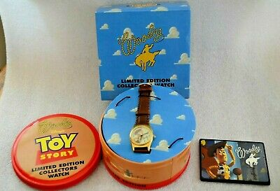 $45 • Buy Disney's Toy Story Woody Fossil Watch L1412