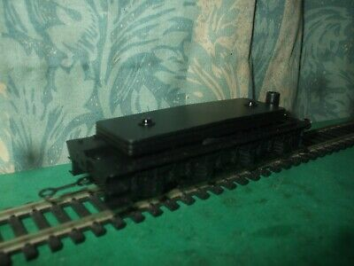 HORNBY LNER A3/A4 CLASS NON MOTORISED TENDER CHASSIS ONLY - BLACK WHEELS - No.12 • 29.75£