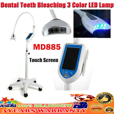 AU300 • Buy Mobile Dental Teeth Whitening Machine Accelerator System 3 Mode LED Cold Lamp
