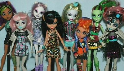 £37.99 • Buy Monster High Dolls Sets Inc Some Original Accessories - Choose From Various