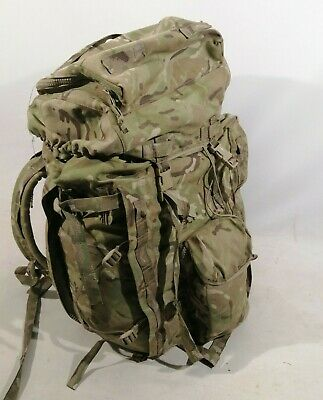 British Army MTP Bergen & Frame Short Convoluted Expedition Cadet DofE Hiking • 39.99£