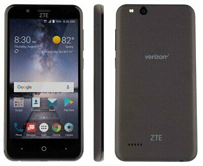 $24.99 • Buy ZTE Blade Vantage Z839 - 16GB - Black - (Verizon Prepaid) Smartphone