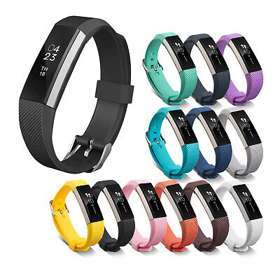 $ CDN6.06 • Buy For Fitbit Alta, HR ACE Strap Replacement Silicone Buckle Sport Watch Wrist Band