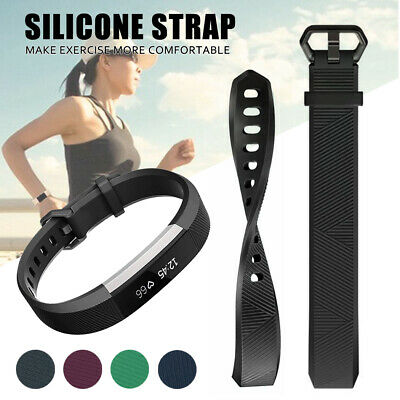 AU4.39 • Buy For Fitbit Alta HR Replacement Band Wristband Silicone Sports Watch