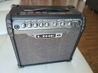 $ CDN99 • Buy Line 6 Spider Iii 15 Guitar Amplifier, Almost New, 100% Functional Barely Used.