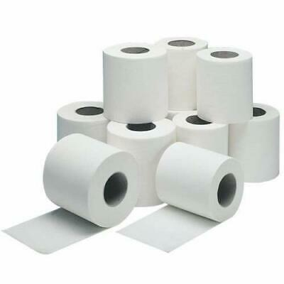 $ CDN68.07 • Buy Omdee Trading 2 Ply Soft Toilet 1 Tissue Paper Rolls Of 100 Sheets (Pack Of 50)