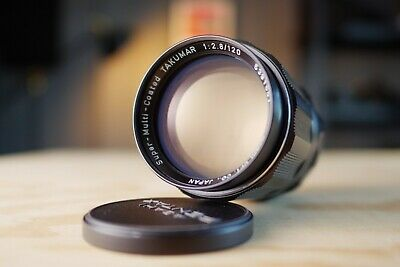 $ CDN73 • Buy [MINT] PENTAX Super Multi Coated Takumar 120mm F2.8 M42 Lens