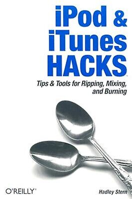 AU45.94 • Buy IPod & ITunes Hacks By Stern, Hadley -Paperback