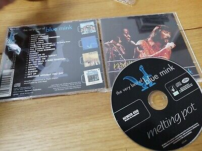 Blue Mink Melting Pot Very Best Of Cd Great Condition  • 4.99£