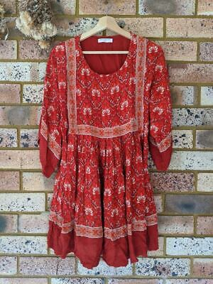 AU140 • Buy Spell And The Gypsy Jewel Tunic Dress - M