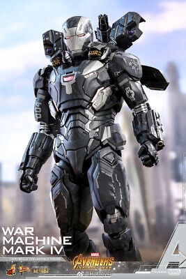 $ CDN482.47 • Buy Hot Toys 1/6 Avengers: Infinity War Iron Man War Machine Mark IV Action Figure