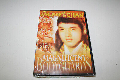 $ CDN8.02 • Buy The Magnificent Bodyguards (NEW SEALED DVD 1978) Jackie Chan Collection