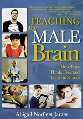 Teaching The Male Brain: How Boys Think, Feel, And Learn In School, Very Good Co • 3.62£