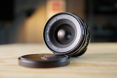 $ CDN9.99 • Buy Asahi Pentax Takumar F3.5 35mm M42 Screw Mount Lens