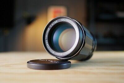 $ CDN20.50 • Buy [MINT] ASAHI PENTAX Super-Multi-Coatad TAKUMAR 150mm F/4 M42 Lens