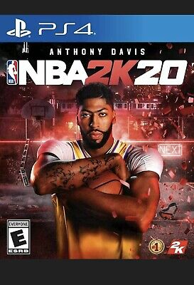 $ CDN29.25 • Buy NBA 2K20 PS4 For Sony PlayStation 4 2020 BRAND NEW SEALED In Shrink Wrap