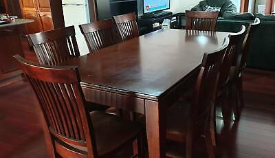 AU250 • Buy Dining Table With 8 Chairs