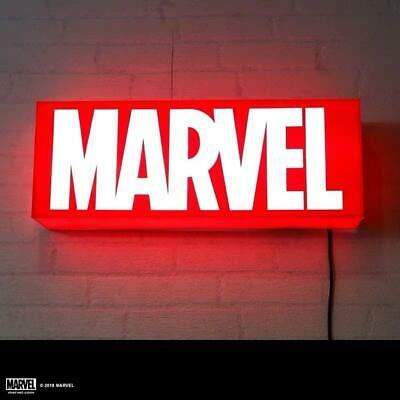 $ CDN185.23 • Buy Hot Toys Marvel Studios: The First Ten Years Logo Light Box PLIG001N
