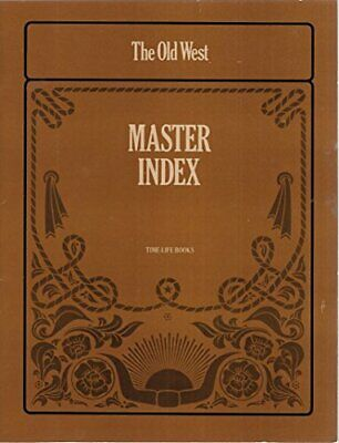 £28.36 • Buy The Old West: Master Index By Editors Of Time-Life Books (Paperback)