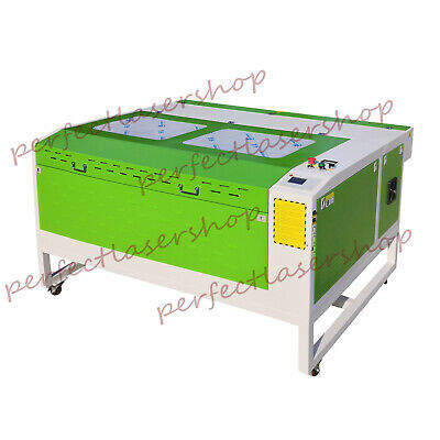 AU4389 • Buy 80W Co2 Laser Cutting&Engraving Machine 1300*900mm 4'*3' With Motorized Platform