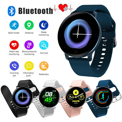 AU22.56 • Buy Bluetooth Smart Watch Bracelet Sports Fitness Tracker Health Monitor IOS Android