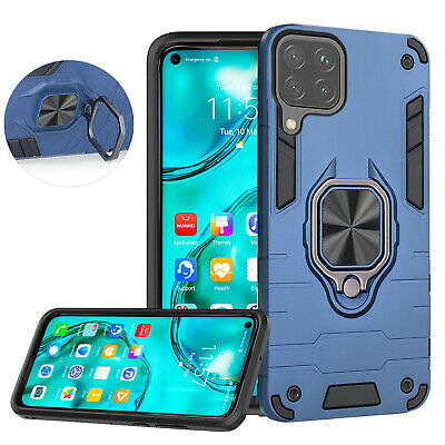 For Huawei P40 Lite P40 Pro Hybrid Shockproof Hard Armor Heavy Duty Case Cover • 2.75£