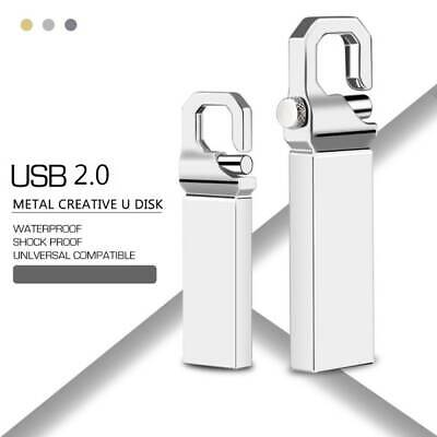 $ CDN9.68 • Buy USB 2TB Flash Drives Memory Stick Metal Flash Drive Pen Drive U Disk Keychain