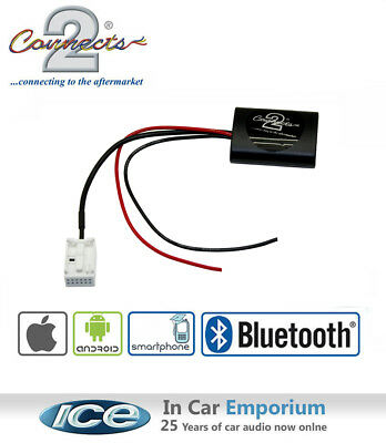 Peugeot 307 Bluetooth Music Streaming Stereo Adaptor, IPod IPhone Android • 34.99£