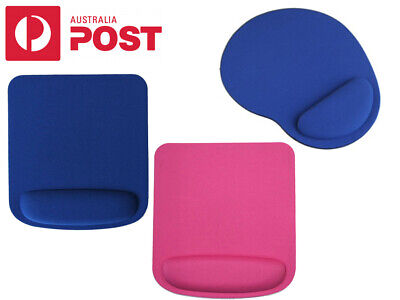 AU9.95 • Buy Comfort Wrist Protect Mouse Pad Mouse Mat Wrist Support