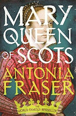Mary Queen Of Scots,Lady Antonia Fraser- 9781780229263 • 3.70£