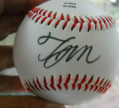 $ CDN19.80 • Buy Junichi Tazawa Autograph Signed Baseball Boston Red Sox  Coa