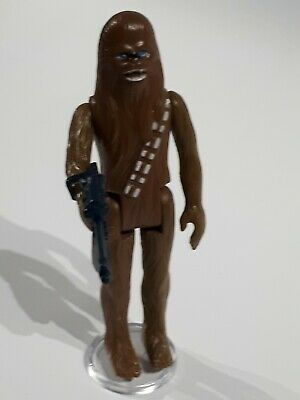 AU3.25 • Buy Star Wars 1977 Chewbacca First 12 Complete Vintage Figure