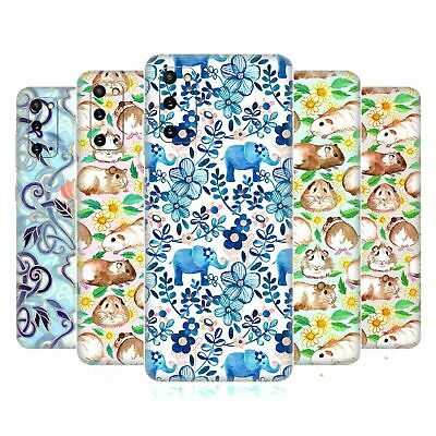 Micklyn Le Feuvre Pattern 1 Matte Vinyl Sticker Skin Decal For Samsung Phones • 14.95£
