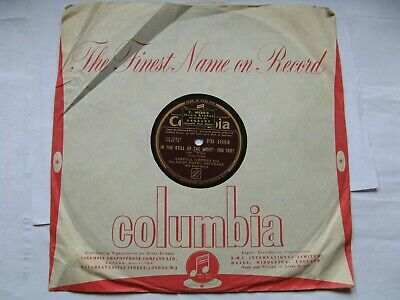 CARROLL GIBBONS &the SAVOY HOTEL ORPHEANS  Rosalie /In The Still Of The.. 78 Rpm • 6.80£
