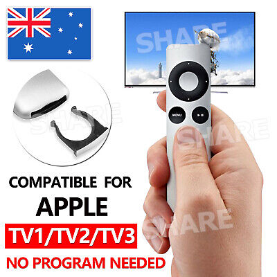 AU8.85 • Buy Remote Control Compatible For Apple TV1 TV2 TV3 Universal Replacement Infrared
