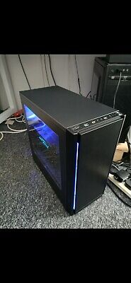 Gaming Pc Intel I3 4160 @3.6Ghz & Matrix HD 7970 3GB & 8GB RAM 240GB SSD/1TB HDD • 250£