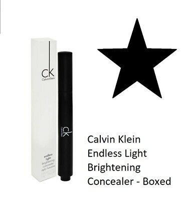 Calvin Klein Endless Night Brightening Concealer - Boxed - 5ml - Travel Size  • 19.99£