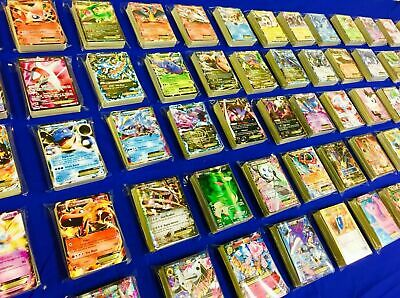 AU19.95 • Buy 60 Pokemon Cards Bulk Lot - 1 Ultra Rare V, GX Or EX Guaranteed + 10 Holofoils!