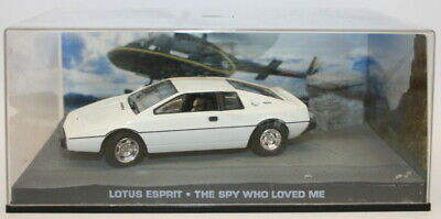 $ CDN57.99 • Buy Fabbri 1/43 Scale Diecast - Lotus Esprit - The Spy Who Loved Me